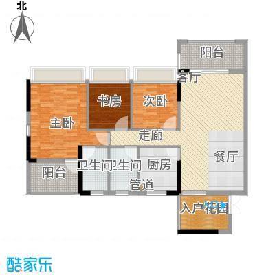 省烟草局宿舍106.00㎡1面积10600m户型