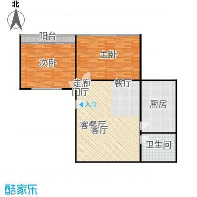 中江花园120.00㎡面积12000m户型