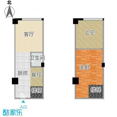 QQ生活馆户户型