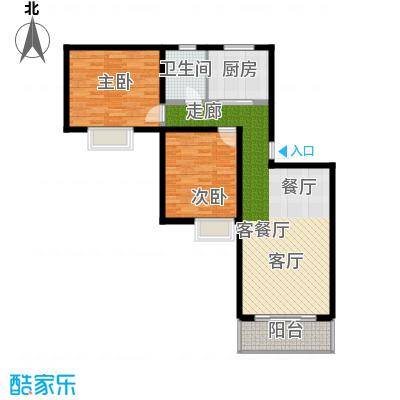 好家园经济适用房89.19㎡1面积8919m户型