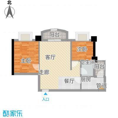 芙蓉公馆J户型