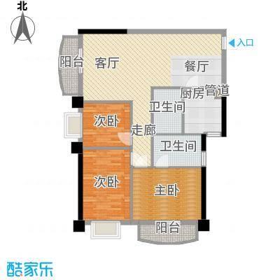 芙蓉公馆E户型