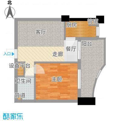 芙蓉公馆C户型
