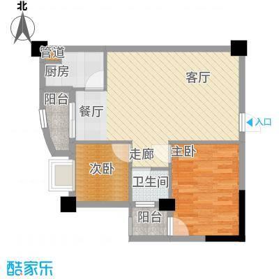 芙蓉公馆D户型