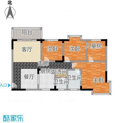 上林国际户型