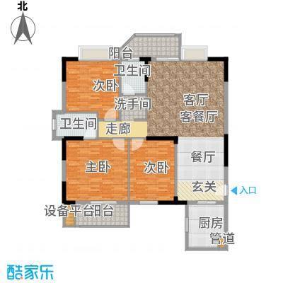 五一大道202151.12㎡A面积15112m户型