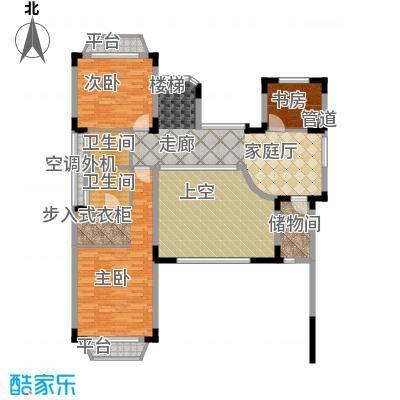 鑫源公寓276.00㎡户面积27600m户型