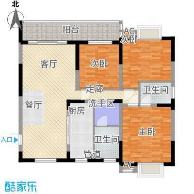 景江雅苑D户型