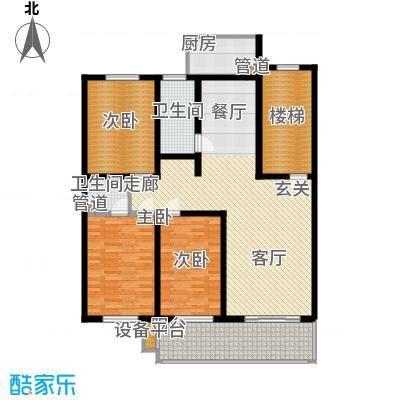 HC新城139.00㎡面积13900m户型