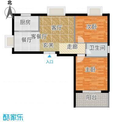 长房东郡C3(户型