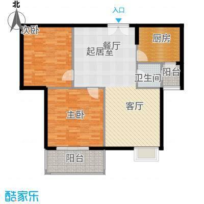 咸嘉新村98.07㎡9807面积9807m户型