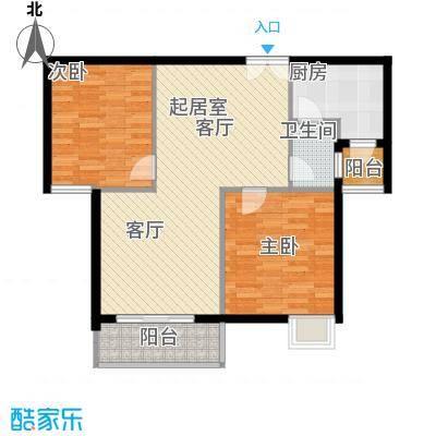 咸嘉新村96.36㎡9636面积9636m户型