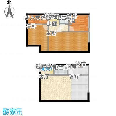 鑫秋大厦75.50㎡B户型