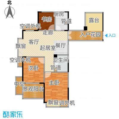 金成江南春城庭院深深89.00㎡C5B户型