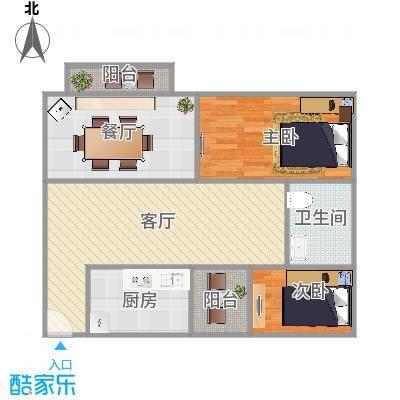 1003室