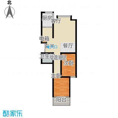 伟东城市精英领域113.00㎡两面积11300m户型
