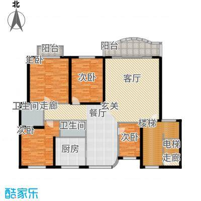 环山路国旅宿舍210.00㎡面积21000m户型
