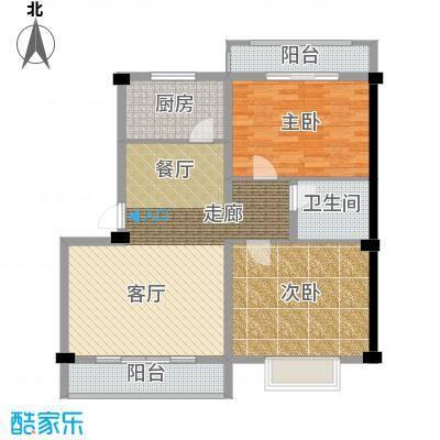 金谷鑫城三期89.19㎡三期Y户型