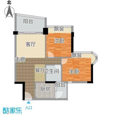 雅居乐青花南湖雅居乐・青花南湖8栋01单户型