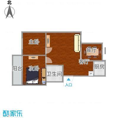 83方两室两厅