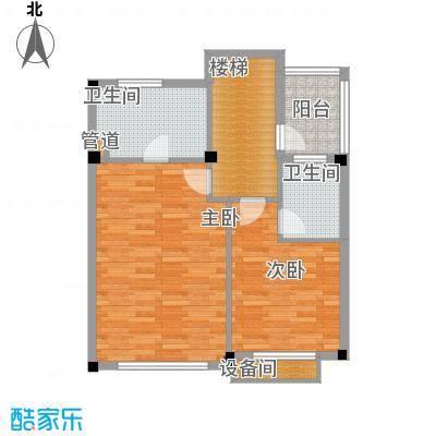 南沙碧桂园豪庭G26型三层户型