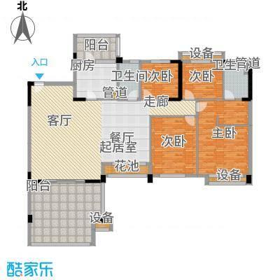 华南碧桂园别墅200.00㎡F38X六米面积20000m户型