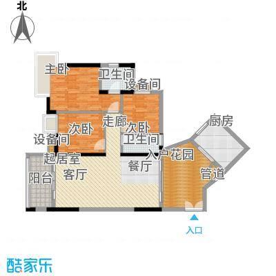 东银广场115.23㎡6-31层01、08单面积11523m户型