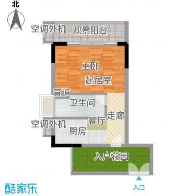 逸泉山庄别墅58.00㎡逸粤湾J1栋面积5800m户型