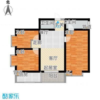 华清园小区112.00㎡面积11200m户型