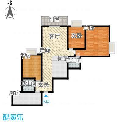 枫叶新家园137.00㎡面积13700m户型