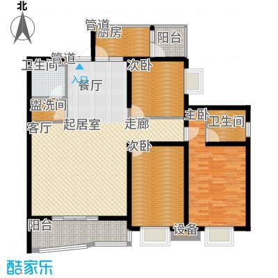 金裕青青家园142.73㎡面积14273m户型
