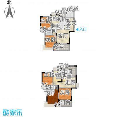 新里魏玛公馆284.69㎡面积28469m户型