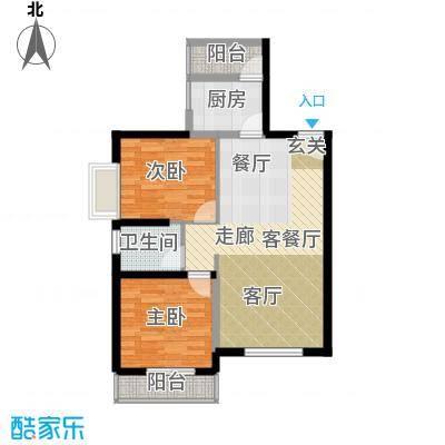 华城国际户型