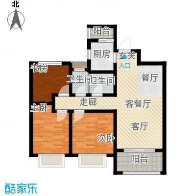 太奥广场95.00㎡11#楼C户型