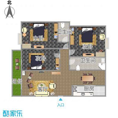 中天佳园18-605