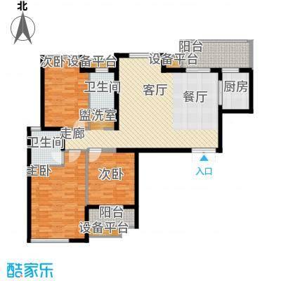高新锦绣苑户型