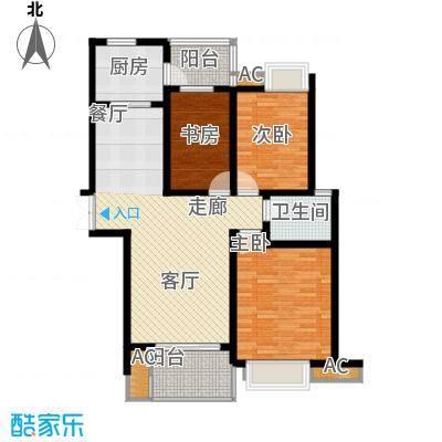 台湾路2-18号70.00㎡面积7000m户型