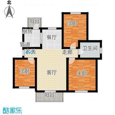 岳麓区教师村宿舍101.00㎡面积10100m户型