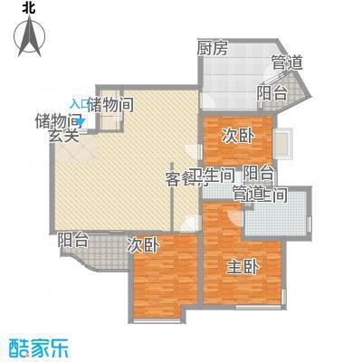 仁爱濠景庄园200.00㎡面积20000m户型