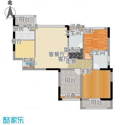 湘腾商业广场115.00㎡悦城面积11500m户型
