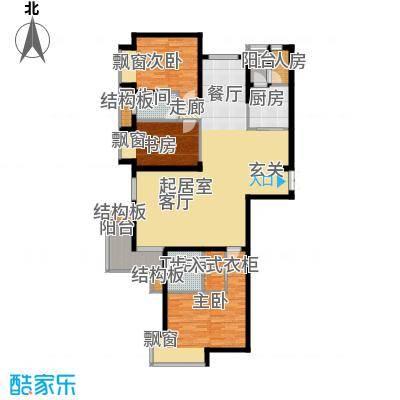 盛瑞公寓户型