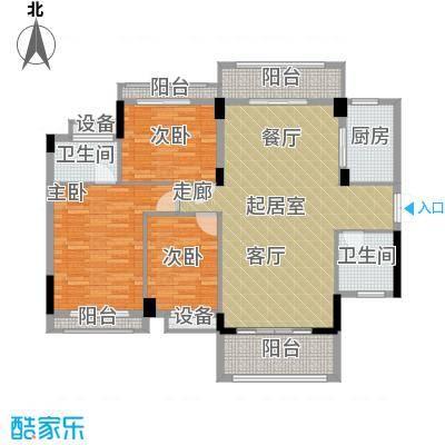 华海3c电脑城132.00㎡面积13200m户型