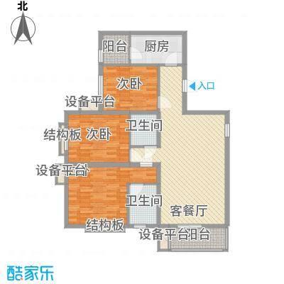 侯家塘建设银行宿舍130.00㎡2面积13000m户型