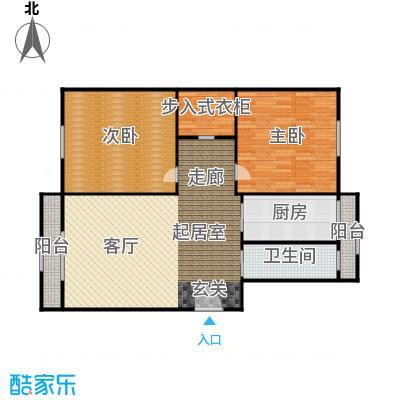 林新公寓103.00㎡面积10300m户型
