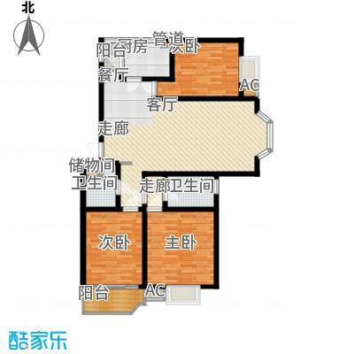 海天馨苑惠君园3户型