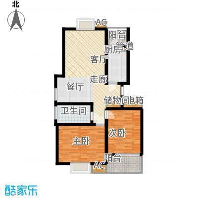 海天馨苑惠君园104.41㎡G[GP]Hou面积10441m户型