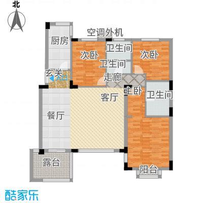 瑞江花园竹苑户型