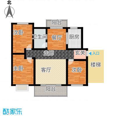 海天馨苑通鑫园3户型