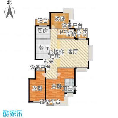 太阳城丹荔园户型