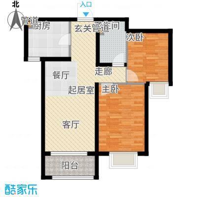 龙海公寓1户型